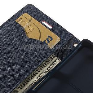 Diary peněženkové pouzdro na mobil Sony Xperia Z3 Compact - rose - 7
