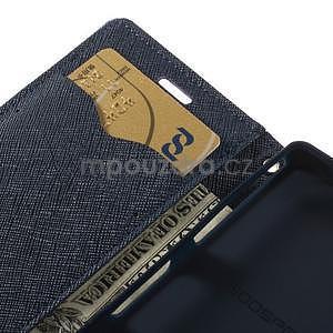 Diary peněženkové pouzdro na mobil Sony Xperia Z3 Compact - fialové - 7