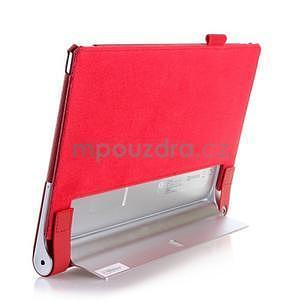 Ochranné pouzdro na Lenovo Yoga Tablet 2 10.1 - červené - 7