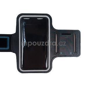 Gyms pouzdro na běhání pro mobily do 143 x 70 mm - černé - 7