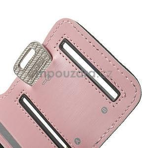 Jogy běžecké pouzdro na mobil do 125 x 60 mm - růžové - 7