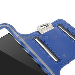 Gymfit sportovní pouzdro pro telefon do 125 x 60 mm - tmavě modré - 7
