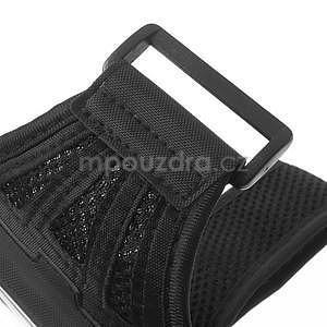 Absorb sportovní pouzdro na telefon do velikosti 125 x 60 mm - šedé - 7