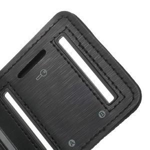 Fitsport pouzdro na ruku pro mobil do velikosti až 145 x 73 mm - černé - 7
