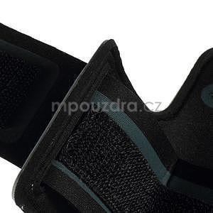 Soft pouzdro na mobil vhodné pro telefony do 160 x 85 mm - světle modré - 7