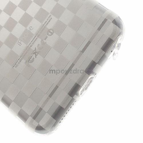 Transparentní kostkovaný gelový obal na iPhone 6 Plus a 6s Plus - 4. Loading  zoom b6bf9443116